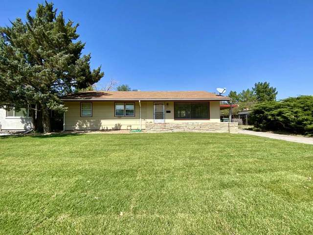 160 Texas Avenue, Grand Junction, CO 81501 (MLS #20204825) :: The Kimbrough Team | RE/MAX 4000