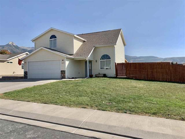 218 Cliff View Circle, Parachute, CO 81635 (MLS #20204842) :: The Grand Junction Group with Keller Williams Colorado West LLC