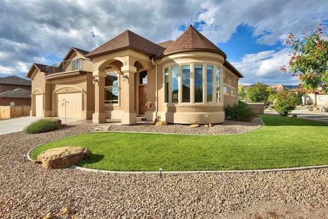 709 Roundup Drive, Grand Junction, CO 81507 (MLS #20204849) :: The Kimbrough Team | RE/MAX 4000