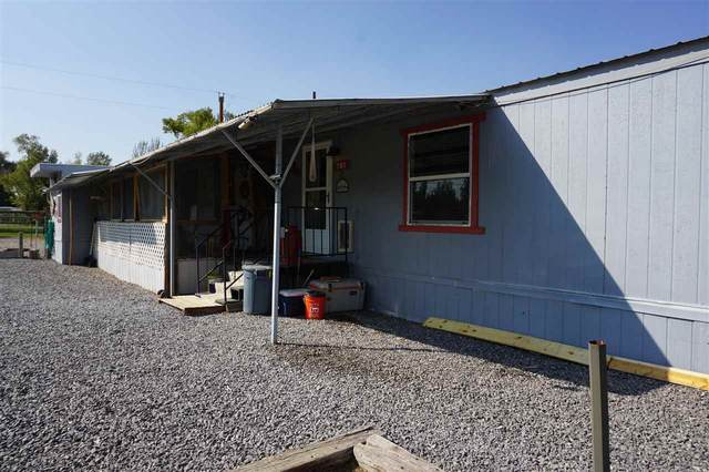 261 Ellis Avenue, Maybell, CO 81640 (MLS #20204875) :: The Kimbrough Team | RE/MAX 4000