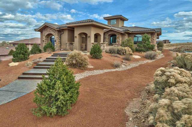 358 High Desert Road, Grand Junction, CO 81507 (MLS #20204886) :: The Grand Junction Group with Keller Williams Colorado West LLC