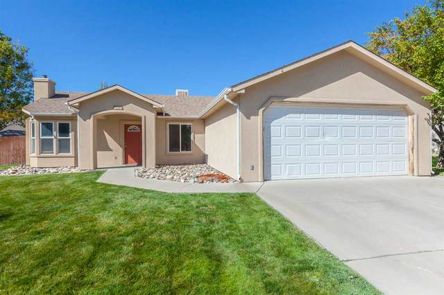 421 Comstock Drive, Fruita, CO 81521 (MLS #20204901) :: The Kimbrough Team | RE/MAX 4000