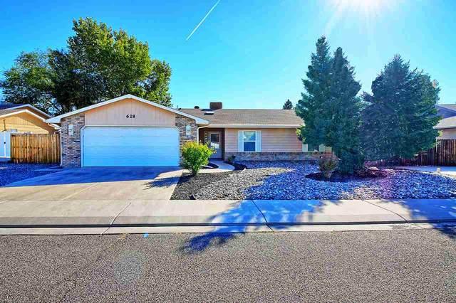 628 Noble Court, Grand Junction, CO 81504 (MLS #20204904) :: The Danny Kuta Team