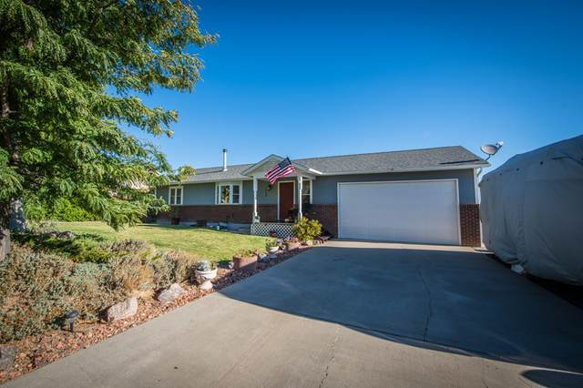 2708 B Road, Grand Junction, CO 81503 (MLS #20204908) :: The Christi Reece Group