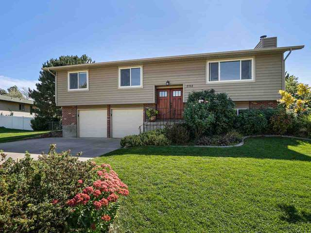 2703 Del Mar Drive, Grand Junction, CO 81506 (MLS #20204935) :: The Kimbrough Team | RE/MAX 4000