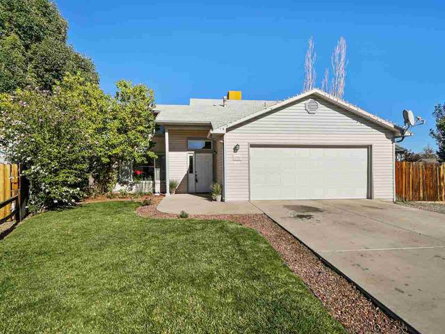 3140 N Drake Court, Grand Junction, CO 81504 (MLS #20204949) :: The Kimbrough Team | RE/MAX 4000