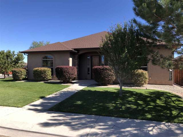 3158 Kodi Elizabeth Street, Grand Junction, CO 81504 (MLS #20204968) :: The Kimbrough Team | RE/MAX 4000