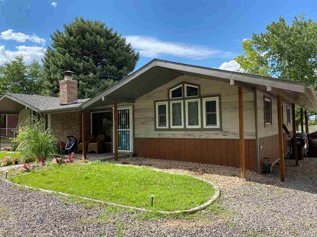 2496 S Broadway, Grand Junction, CO 81507 (MLS #20204971) :: The Grand Junction Group with Keller Williams Colorado West LLC