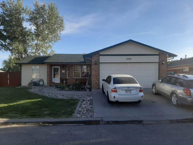 2781 Quincy Place, Grand Junction, CO 81503 (MLS #20204974) :: The Kimbrough Team | RE/MAX 4000