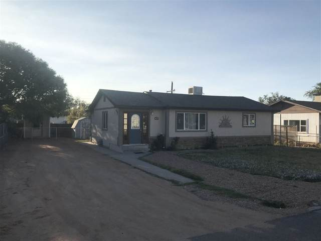 477 28 1/2 Road, Grand Junction, CO 81501 (MLS #20205008) :: The Danny Kuta Team
