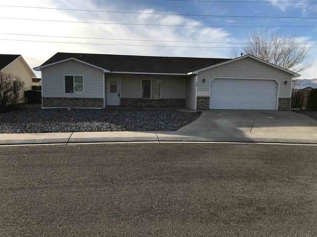 653 Garrett Way, Grand Junction, CO 81505 (MLS #20205014) :: CENTURY 21 CapRock Real Estate