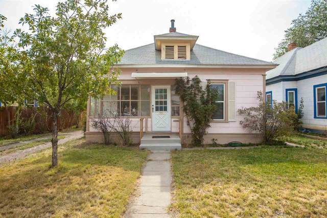 1141 White Avenue, Grand Junction, CO 81501 (MLS #20205015) :: The Grand Junction Group with Keller Williams Colorado West LLC