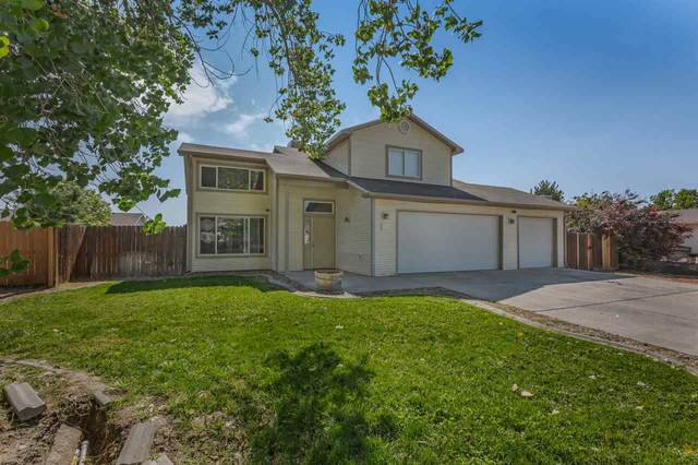 3153 Sharptail Street, Grand Junction, CO 81504 (MLS #20205028) :: The Kimbrough Team | RE/MAX 4000