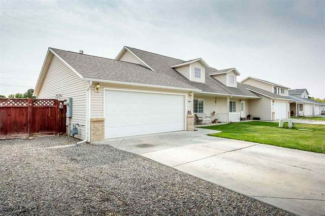 2967 Brookside Drive, Grand Junction, CO 81504 (MLS #20205031) :: The Kimbrough Team | RE/MAX 4000