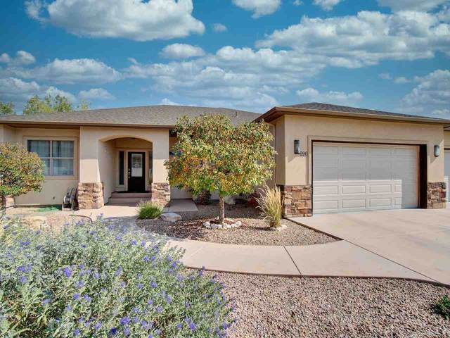 696 Tilman Drive, Grand Junction, CO 81506 (MLS #20205040) :: The Kimbrough Team | RE/MAX 4000