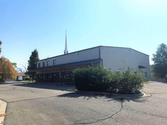 543 31 Road, Grand Junction, CO 81504 (MLS #20205041) :: The Joe Reed Team