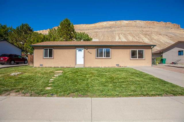 574 Milleman Street, Palisade, CO 81526 (MLS #20205046) :: The Danny Kuta Team