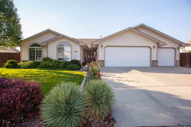 2561 Westwood Drive, Grand Junction, CO 81505 (MLS #20205051) :: The Kimbrough Team | RE/MAX 4000