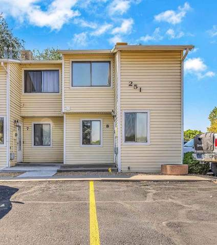 251 Beacon Court #8, Grand Junction, CO 81503 (MLS #20205061) :: The Kimbrough Team | RE/MAX 4000