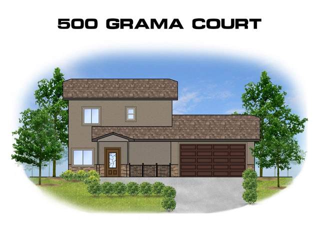 500 Grama Court, Grand Junction, CO 81504 (MLS #20205070) :: The Kimbrough Team | RE/MAX 4000