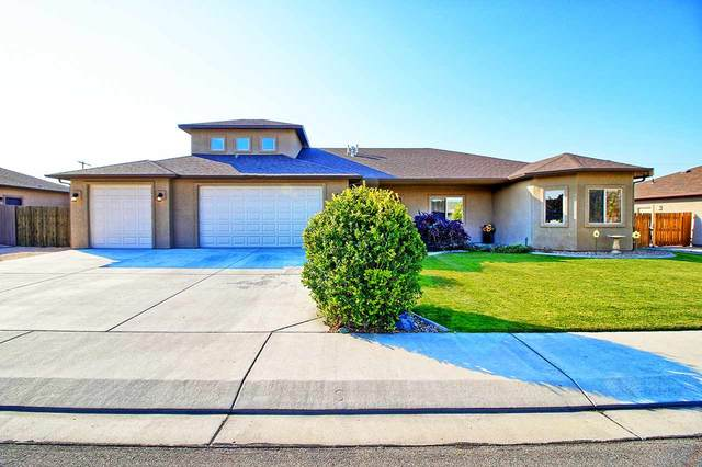 1152 Cherrywood Avenue, Fruita, CO 81521 (MLS #20205072) :: The Grand Junction Group with Keller Williams Colorado West LLC