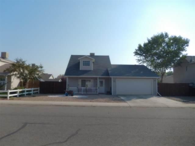 3227 Golden Sun Avenue, Clifton, CO 81520 (MLS #20205087) :: CENTURY 21 CapRock Real Estate