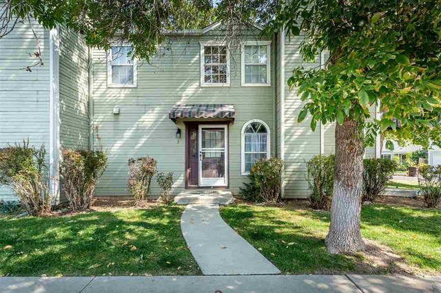 256 Coventry Place #2, Grand Junction, CO 81503 (MLS #20205095) :: The Kimbrough Team | RE/MAX 4000