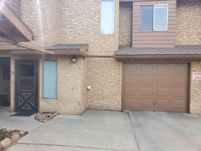 517 28 1/2 Road 2C, Grand Junction, CO 81501 (MLS #20205105) :: The Danny Kuta Team