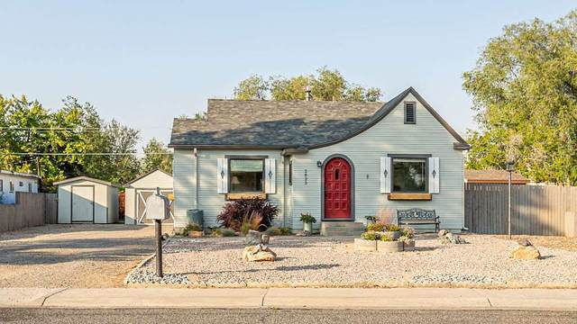 2822 Texas Avenue, Grand Junction, CO 81501 (MLS #20205112) :: The Kimbrough Team   RE/MAX 4000