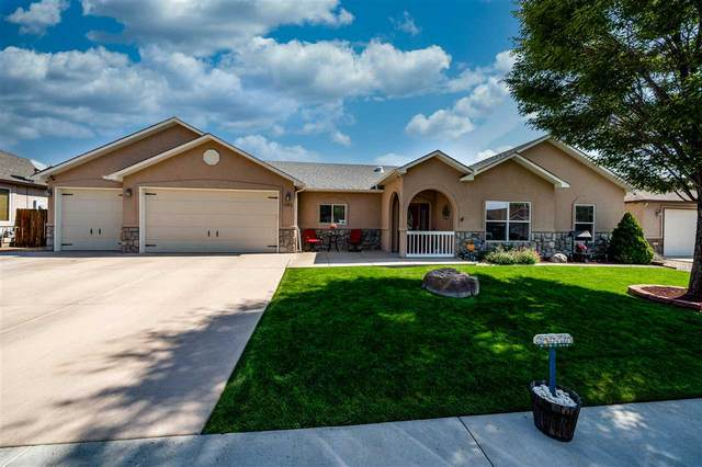 488 Casey Way, Grand Junction, CO 81504 (MLS #20205118) :: The Kimbrough Team | RE/MAX 4000