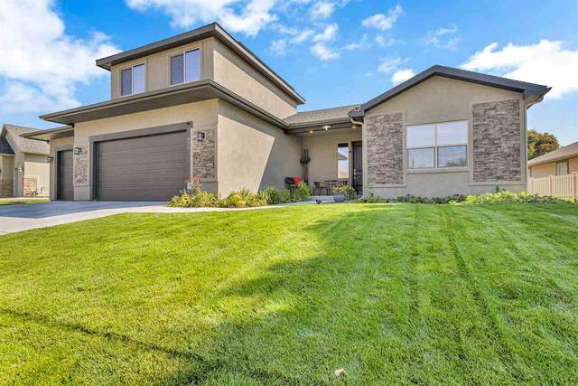 878 Grand Vista Way, Grand Junction, CO 81507 (MLS #20205119) :: The Grand Junction Group with Keller Williams Colorado West LLC