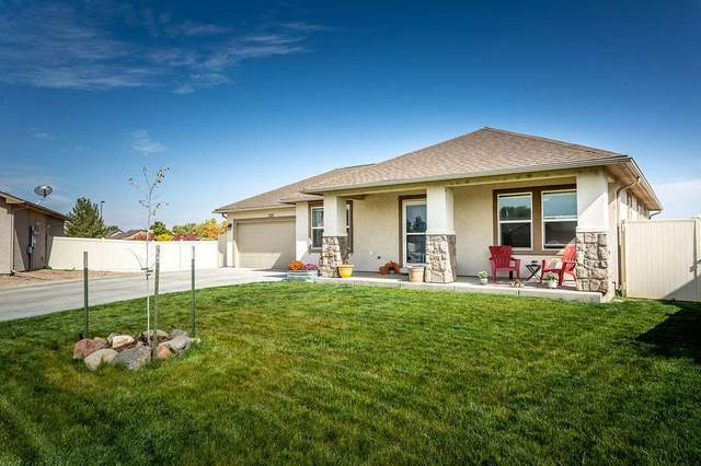 232 Javan Court, Fruita, CO 81521 (MLS #20205127) :: The Grand Junction Group with Keller Williams Colorado West LLC