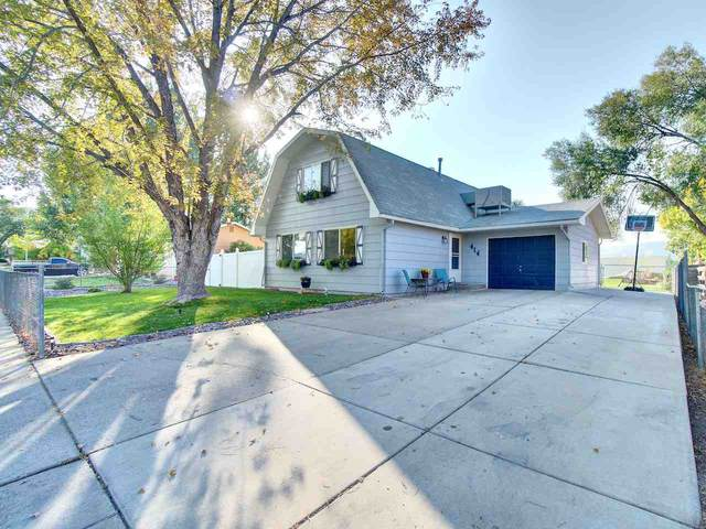 414 E Concord Drive, Fruita, CO 81521 (MLS #20205129) :: The Grand Junction Group with Keller Williams Colorado West LLC