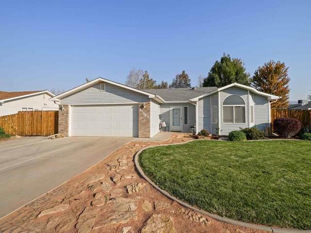 3108 1/2 Arrowhead Trail, Grand Junction, CO 81504 (MLS #20205137) :: CENTURY 21 CapRock Real Estate