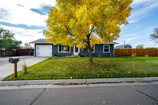 463 Appaloosa Lane, Grand Junction, CO 81504 (MLS #20205146) :: The Kimbrough Team | RE/MAX 4000