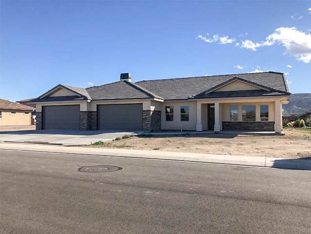 1446 Shoreline Drive, Fruita, CO 81521 (MLS #20205150) :: The Christi Reece Group