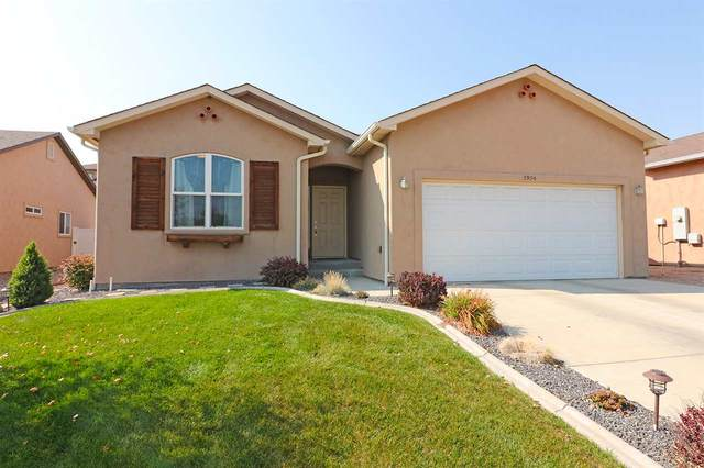 595 1/2 Pacino Way, Grand Junction, CO 81501 (MLS #20205151) :: The Kimbrough Team | RE/MAX 4000
