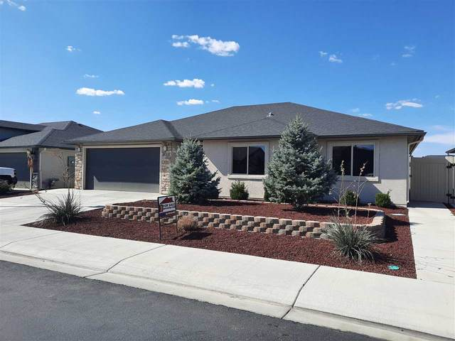 455 Florence Road, Grand Junction, CO 81504 (MLS #20205166) :: The Christi Reece Group