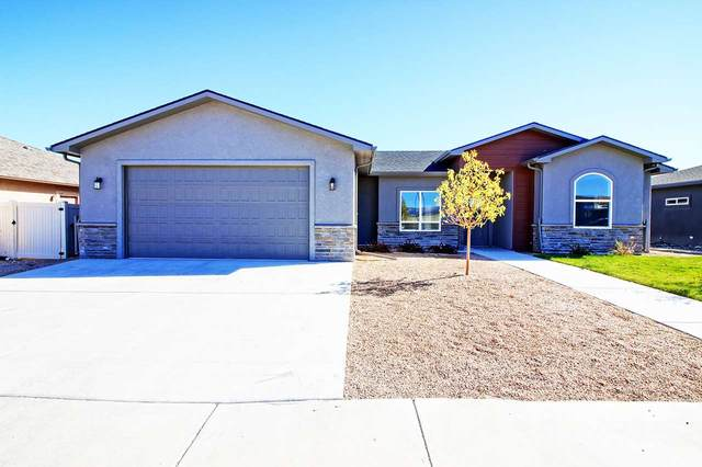 434 San Juan Street, Grand Junction, CO 81504 (MLS #20205173) :: The Kimbrough Team | RE/MAX 4000