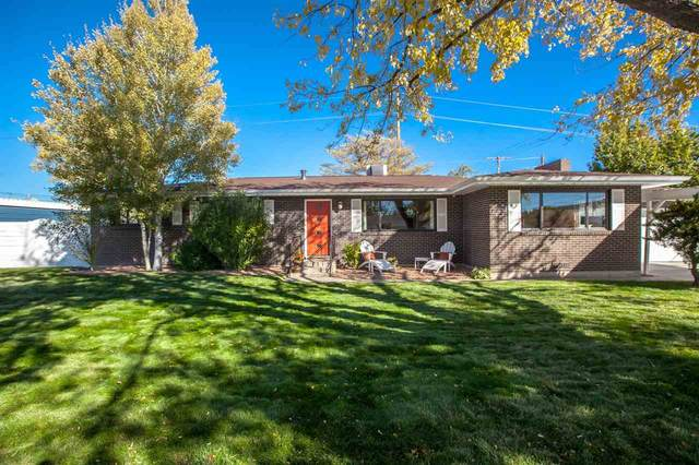 702 Bunker Drive, Grand Junction, CO 81506 (MLS #20205174) :: The Kimbrough Team | RE/MAX 4000