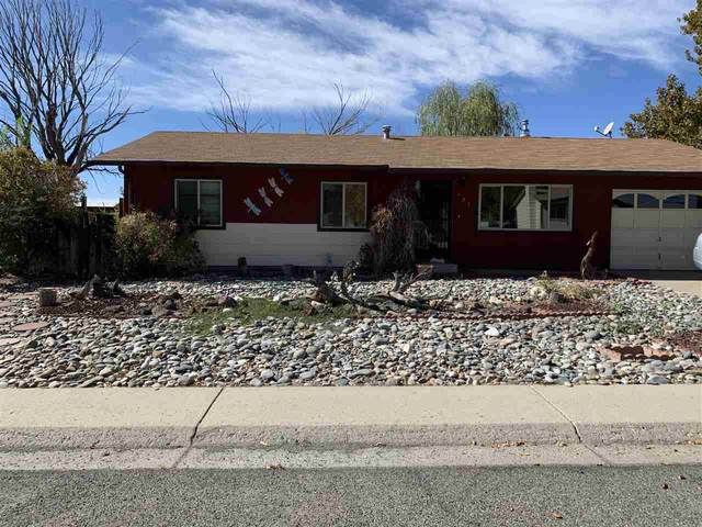 497 Mcmullin Drive, Grand Junction, CO 81504 (MLS #20205178) :: The Danny Kuta Team