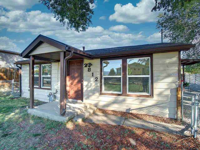 2812 Elm Avenue, Grand Junction, CO 81501 (MLS #20205185) :: The Grand Junction Group with Keller Williams Colorado West LLC