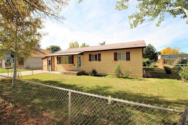 259 1/2 Village Lane, Grand Junction, CO 81503 (MLS #20205201) :: The Kimbrough Team | RE/MAX 4000