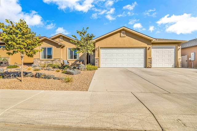 442 Donogal Drive A, Grand Junction, CO 81504 (MLS #20205202) :: The Grand Junction Group with Keller Williams Colorado West LLC