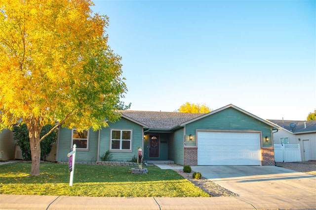 2828 1/2 Pitchblend Court, Grand Junction, CO 81503 (MLS #20205203) :: The Kimbrough Team | RE/MAX 4000