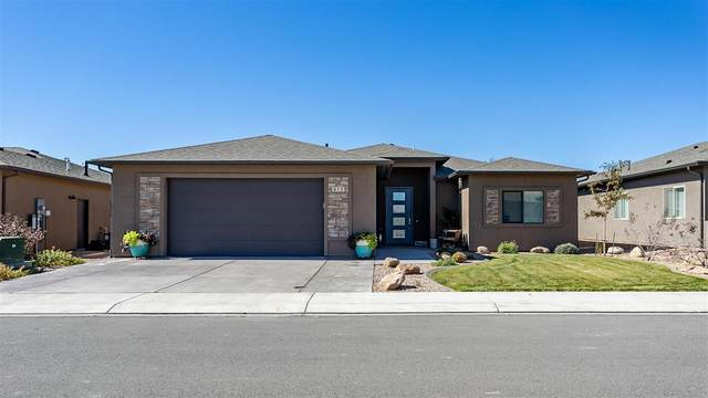 873 Spring Crossing, Grand Junction, CO 81506 (MLS #20205209) :: The Grand Junction Group with Keller Williams Colorado West LLC