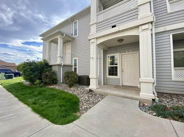 2462 Thunder Mountain Drive 2 C (901), Grand Junction, CO 81505 (MLS #20205211) :: The Danny Kuta Team