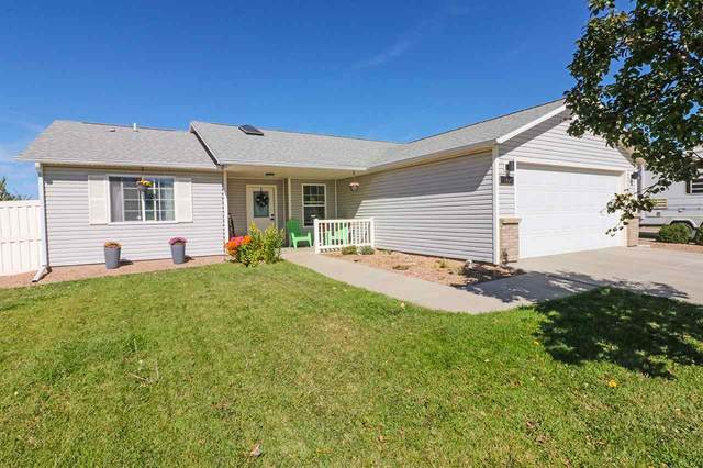 1675 Christopher Way, Grand Junction, CO 81503 (MLS #20205214) :: The Kimbrough Team | RE/MAX 4000
