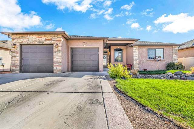 2917 Brodick Way, Grand Junction, CO 81504 (MLS #20205215) :: The Kimbrough Team | RE/MAX 4000
