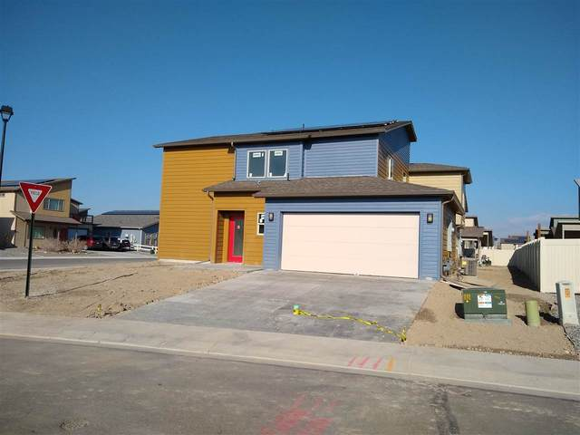 3139 Platte River Drive Confluence A, Grand Junction, CO 81504 (MLS #20205218) :: The Grand Junction Group with Keller Williams Colorado West LLC